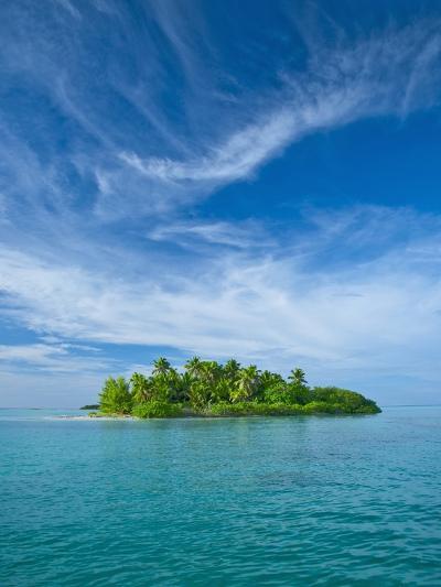 St. Joseph Atoll in the Seychelles-Bob Krist-Photographic Print