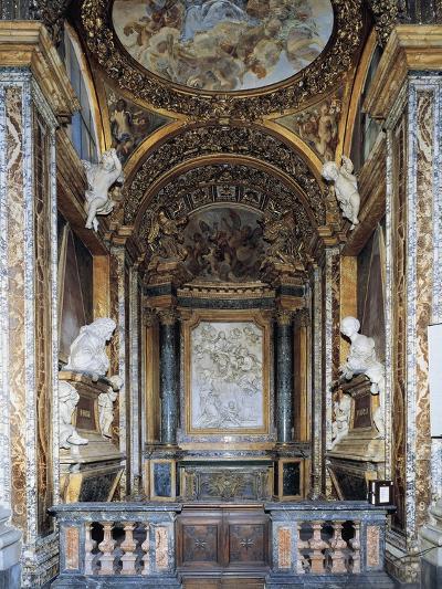 St. Joseph's Chapel, Church of St. Mary in Campitelli, Rome, Italy--Giclee Print