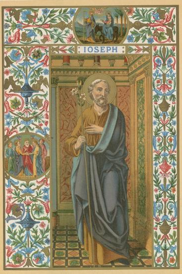 St Joseph-English School-Giclee Print