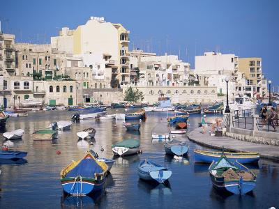 St. Julians Bay, Malta, Mediterranean-J Lightfoot-Photographic Print