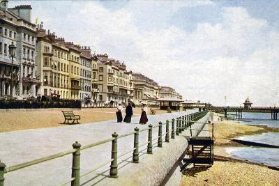 St Leonards, West Marina, from the Pier, C1900s-C1920S--Giclee Print