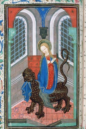 St Margaret, Late 15th Century--Giclee Print