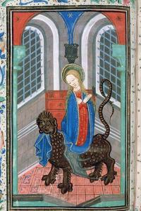 St Margaret, Late 15th Century