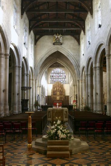 St Margarets Church, Kings Lynn, Norfolk, 2005-Peter Thompson-Photographic Print