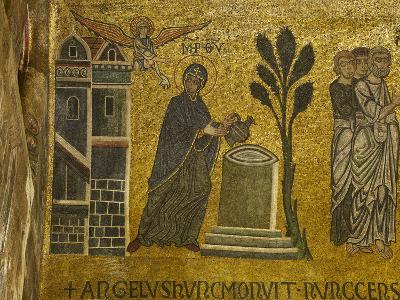 St Marks Basilica, Venice, 10th Century--Photographic Print