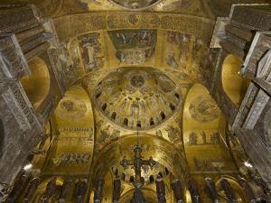 St Marks Basilica, Venice, 10th Century