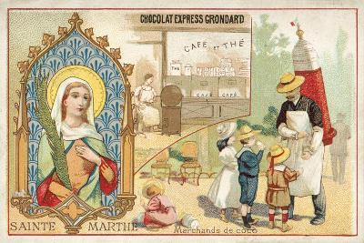 St Martha--Giclee Print