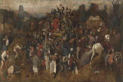 St. Martin's Day Kermis, 1565-1569-Pieter Bruegel the Elder-Giclee Print