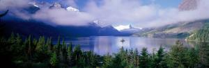 St. Mary Lake, Glacier National Park, Montana, USA