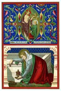 St Mary Magdalene, 1886