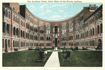 St, Mary of the Woods College, Terre Haute