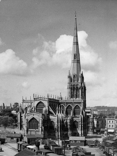 St. Mary Redcliffe--Photographic Print