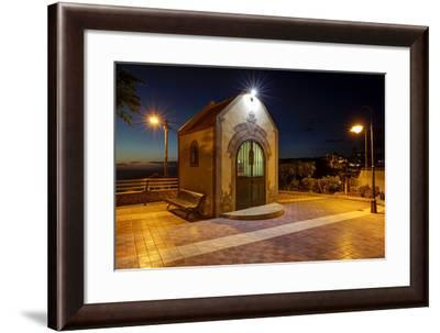 St. Mary's Chapel, Near the Sea, Canary Islands, Spain, Europe-Klaus Neuner-Framed Photographic Print