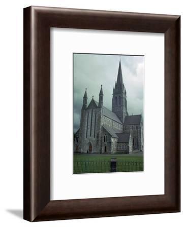 St Mary's church in Killarney, 19th century. Artist: Unknown-CM Dixon-Framed Photographic Print