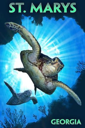 https://imgc.artprintimages.com/img/print/st-marys-georgia-sea-turtle-diving_u-l-q1gqk600.jpg?p=0