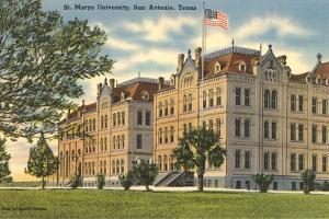 St. Marys University, San Antonio