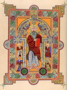 St Matthew, 7th Century