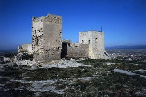 St Michael's Castle, Cagliari, Sardinia, Italy, 12th-13th Century