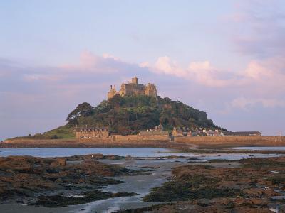 St. Michael's Mount, Cornwall, England, United Kingdom, Europe-Rainford Roy-Photographic Print