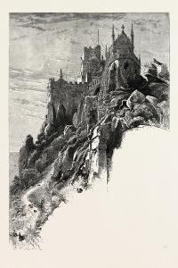 St. Michael's Mount, the Land's End, UK, 19th Century