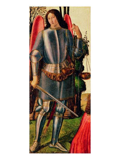 St Michael the Archangel--Giclee Print
