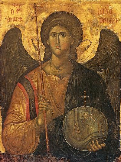 St. Michael--Giclee Print
