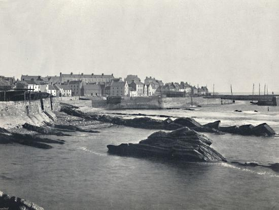 'St. Monan's - From the West', 1895-Unknown-Photographic Print