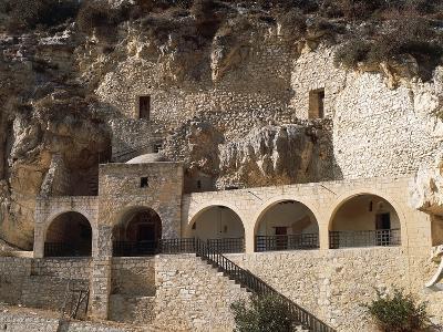 St Neophytos Monastery, 12th Century, Paphos (Unesco World Heritage List, 1980), Cyprus--Photographic Print