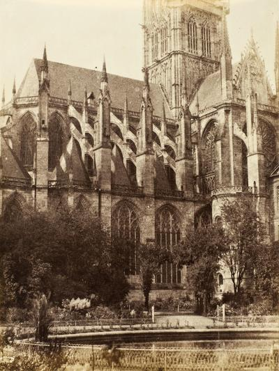 St. Oven, Rouen. 1856-Alfred Capel-Cure-Giclee Print