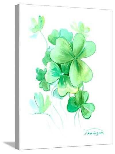 St Patrick 7-Suren Nersisyan-Stretched Canvas Print