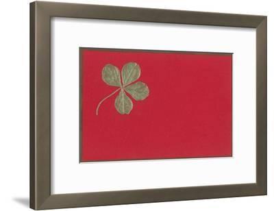 St. Patricks Day, Four-Leaf Clover