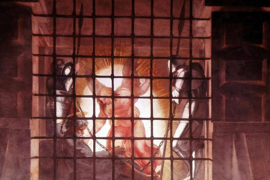St Paul in Prison, Early 16th Century-Raphael-Giclee Print