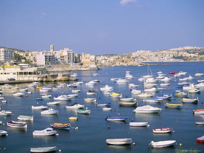 St. Paul's Bay, Island of Malta, Mediterranean-J Lightfoot-Photographic Print