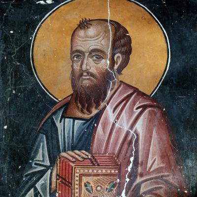 St Paul-Philippos Goul-Giclee Print