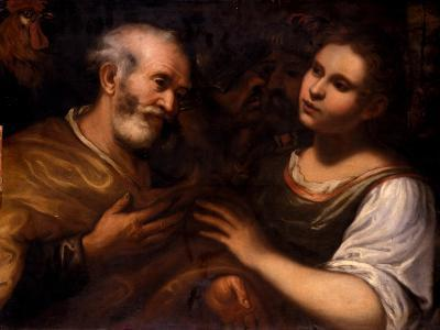 St. Peter and Mary Magdalene, C.1600--Giclee Print