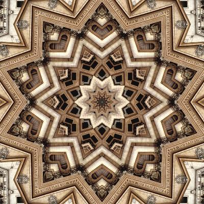 St. Peter's Basilica- LaGrave Designs-Art Print