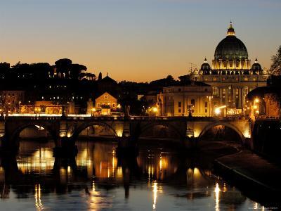 St Peter's Basilica-Paolo Cordelli-Photographic Print