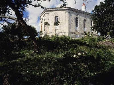 St Peter's Church, Parham, Antigua--Photographic Print