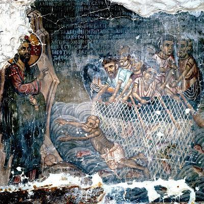 St Peter's Lack of Faith--Giclee Print