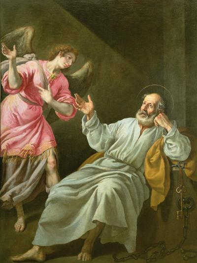 St. Peter's Release from Prison-Felix Castello-Giclee Print