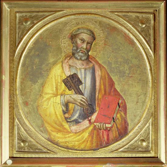 St. Peter the Apostle-Martino de Bartolomeo-Giclee Print