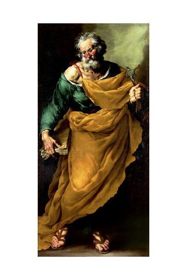 St. Peter-Francesco Fracanzano-Giclee Print