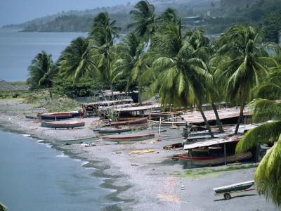 St. Pierre, Martinique, Lesser Antilles, West Indies, Caribbean, Central America-Harding Robert-Photographic Print