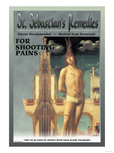 St. Sebastian's Remedies--Art Print