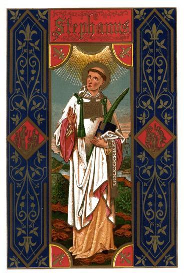 St Stephen, 1886--Giclee Print