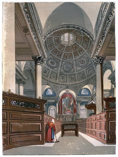 St Stephen'S, Walbrook, C1850--Giclee Print
