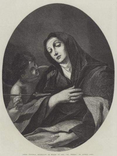 St Teresa-Dirck Van Delen-Giclee Print