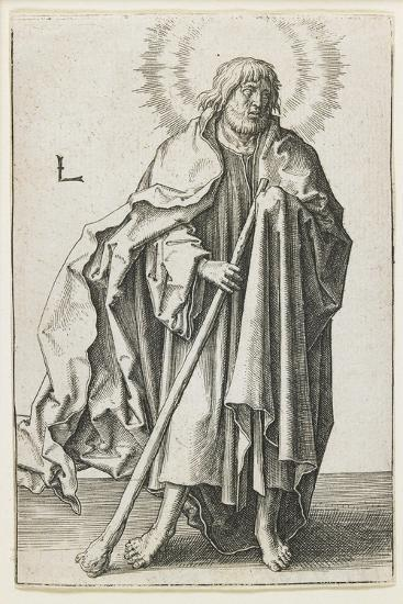 St. Thaddeus, 1510-Lucas van Leyden-Giclee Print