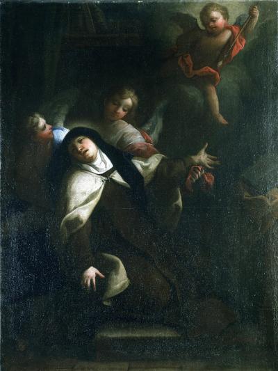 St Theresa of Avila, C1634-1689-Thomas Blanchet-Giclee Print