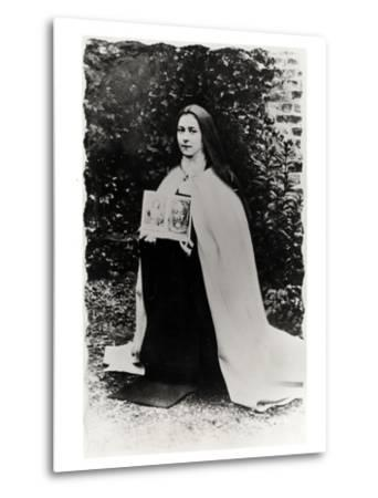 St. Therese of Lisieux (1873-97) C.1895